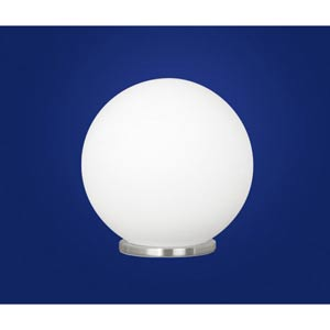 Rondo Silver One-Light Table Lamp