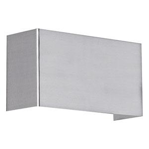 Nikita Matte Nickel One-Light 5-Inch Wall Sconce