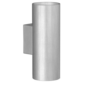 Ono Aluminum Two-Light Ceiling or Wall Light