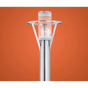 Belfast Stainless Steel One-Light Outdoor Post Light