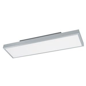Idun 1 Brushed Aluminum 29.5-Inch One-Light LED Flush Mount
