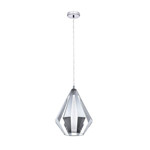 Taroca Chrome One-Light Pendant