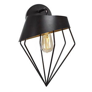 Neo Espresso 11-Inch One-Light Wall Sconce