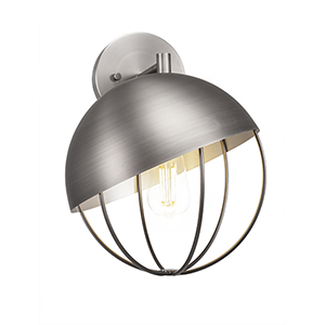 Neo Chrome 29-Inch One-Light Wall Sconce