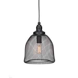 Plexus Matte Black 10-Inch LED Pendant