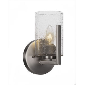 Atlas Graphite Five-Inch One-Light Wall Sconce