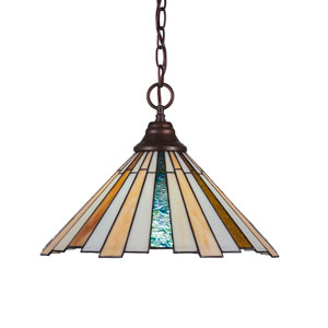 Sequoia Bronze One-Light Pendant