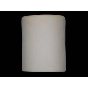 Unfinished Bisque 9-Inch Wall Sconce