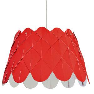 Amirah Red One-Light Pendant