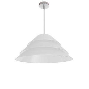 Aranza White One-Light Pendant