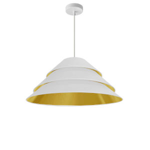 Aranza White Gold One-Light Pendant