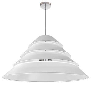 Aranza White Four-Light Pendant