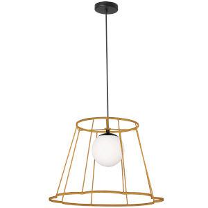 Balenko Gold One-Light Pendant