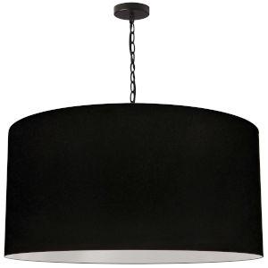 Braxton Black One-Light XL Pendant