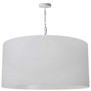 Braxton White One-Light XL Pendant