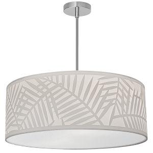 Cozumel White Four-Light Pendant