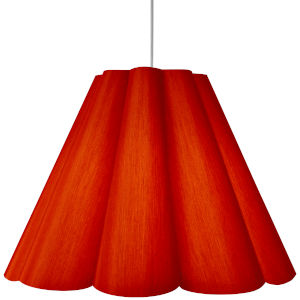Kendra Red 47-Inch Four-Light Pendant