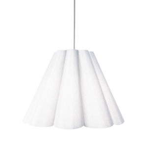 Kendra Milano White 33-Inch Four-Light Pendant