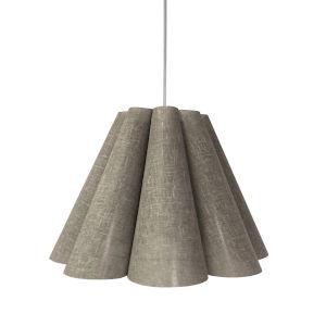 Kendra Milano Gray 33-Inch Four-Light Pendant