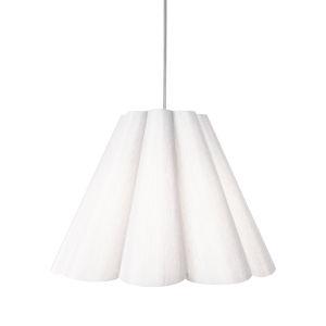 Kendra White 33-Inch Four-Light Pendant