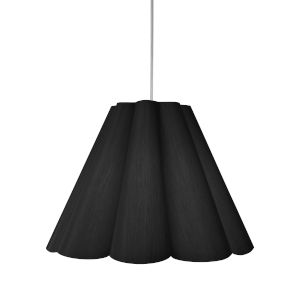 Kendra Black 33-Inch Four-Light Pendant