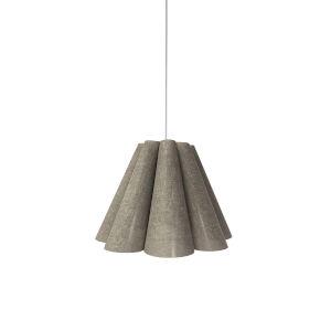 Kendra Milano Gray 19-Inch One-Light Pendant
