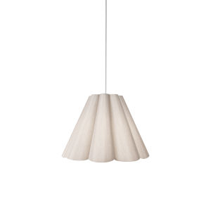 Kendra Latte 19-Inch One-Light Pendant