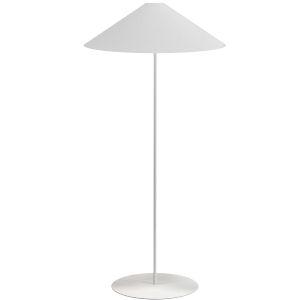 Maine White One-Light Floor Lamp
