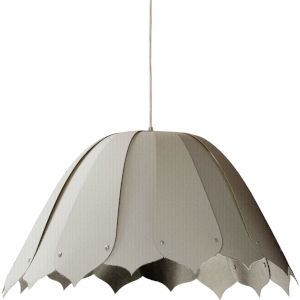 Noa Camelot Gray 21-Inch One-Light Pendant