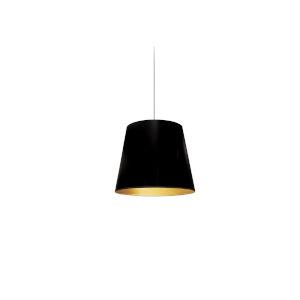Black Gold 10-Inch One-Light Pendant