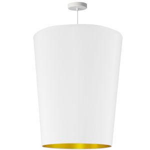 Paisley White Gold 20-Inch One-Light Pendant