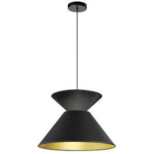 Patricia Black Gold One-Light Pendant
