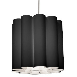 Sandra Black 19-Inch One-Light Pendant