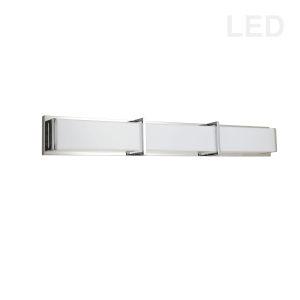 Winston Polished Chrome 40-Inch LED Bath Bar