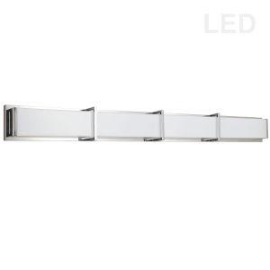 Winston Polished Chrome 46-Inch LED Bath Bar
