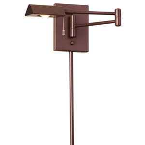 Oil Brushed Bronze One-Light  4.5-Inch LED Wall Sconce
