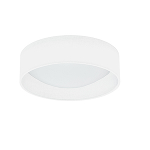 Eggshell 11-Inch LED Flush Mount