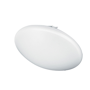LED White 16-Inch LED Flush Mount