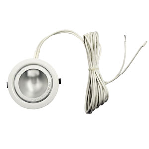 Xeno White One-Light 2.5-Inch Puck Light