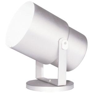 Utility Gloss White Wall Spot or Floor Pod