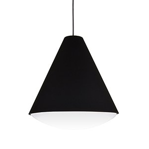 Pendants Black 13-Inch LED Pendant