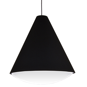 Pendants Black 17-Inch LED Pendant