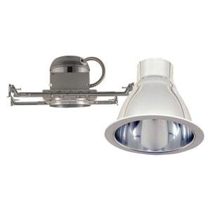 White 6-Inch Energy Saving 13 Watt Recessed Light Kit