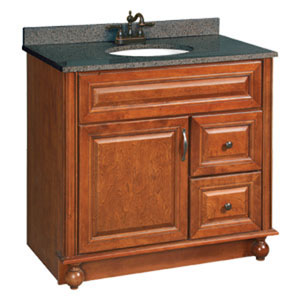 Montclair 36 X 21 Inch Two-Drawer Vanity