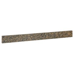 Montclair Tropical Brown 49-Inch Granite Replacement Back Splash
