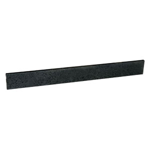 Richland Black Pearl 25-Inch Granite Replacement Back Splash
