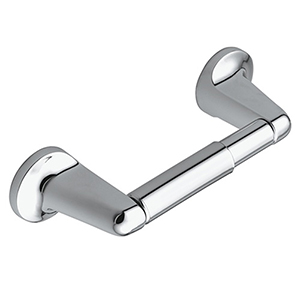 Alta Bay Toilet Paper Holder, Polished Chrome