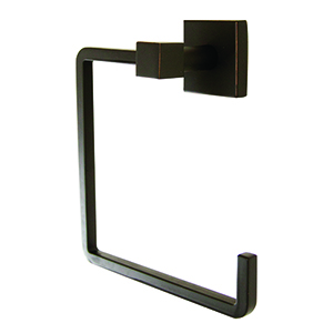 Karsen Towel Ring, Oil Rubbed Bronze