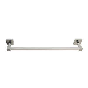 Karsen Towel Bar 24 Inch, Polished Chrome