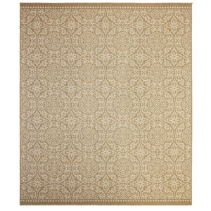 Oasis Bundoran Natural Rectangular: 5 Ft. 3 In. x 7 Ft. 6 In. Rug